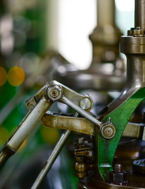 Reparación de maquinaria